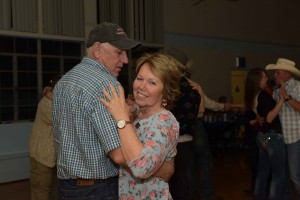 Dottie and John Breckenridge dancing to Flat Busted Band at RWB Dance fundraiser for veterans SP8_0334